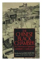The Chinese Black Chamber: An Adventure in Espionage = æChung-Kuo Hei Shihé