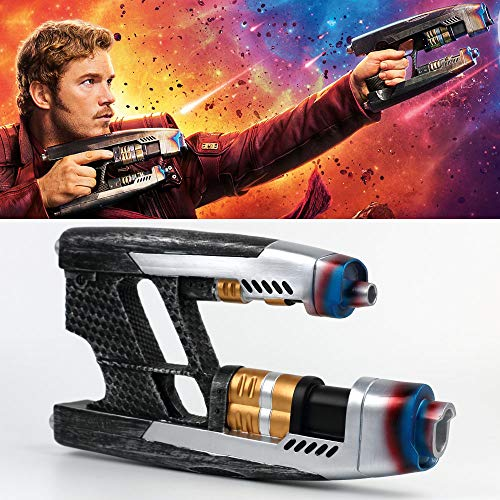 Guardians of the Galaxy Star Lord Gun 2 in 1 package ガーディアンズ・オブ・ギャラクシー 銀河のガーディアン star lord スターロード ガン コスプレ 仮装 変装 パーティー イベント 宴会 に スターロード コスチューム (2枚入)