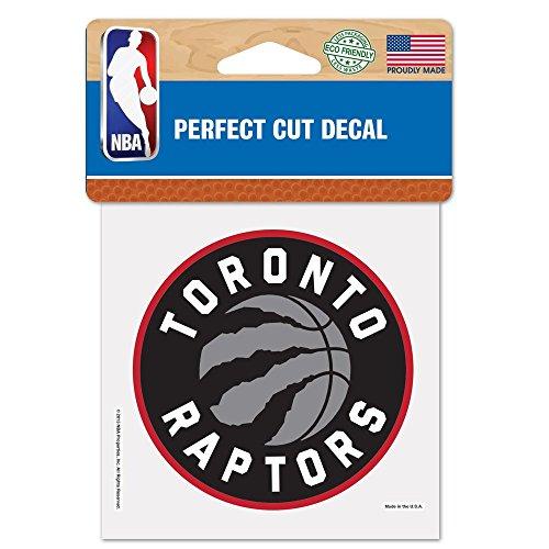 ステッカー NBA トロント ラプターズ チームロゴ