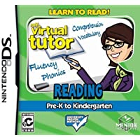 My Virtual Tutor: Reading Pre-K to Kindergarten [並行輸入品]