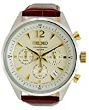[セイコー] SEIKO 腕時計 クロノグラフ スモールセコンド SSB069P1 メンズ 海外モデル [逆輸入品]