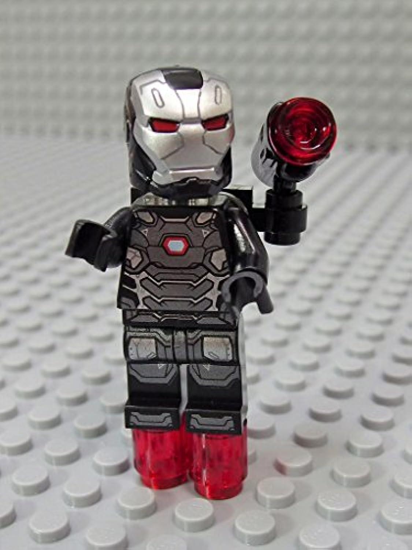 レゴ ミニフィグ【スーパーヒーローズ 258】 War Machine_B