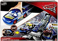 Disney Cars Cars 3 Transforming Fabulous Lightning McQueen Playset [並行輸入品]
