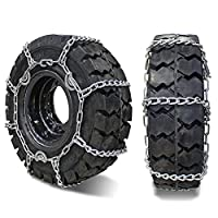 Intella Liftparts 00567354519 Forklift Snow Chains for 2 Wheels, 6.00 x 9 by Intella Liftparts Inc.