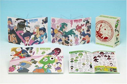 ケロロ軍曹1stシーズン DVD-BOX(初回限定生産)