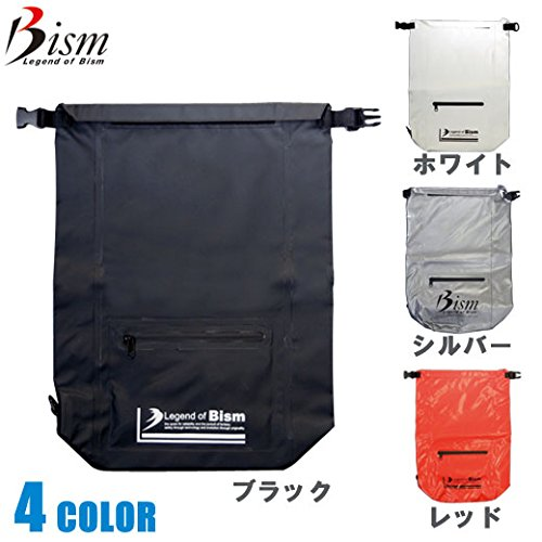 Bism(ビーイズム) BWP3400M WATERPROOF BAG(ウォータープルーフバッグ) ブラック