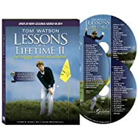 TOM WATSON LESSONS OF A LIFETIME [DVD] [Import]