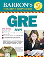 Barron's GRE with CD-ROM