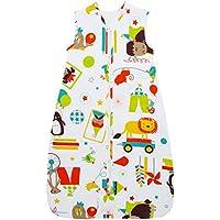 エデュテ グロバッグ grobag カーニバルトラベル Carnival Travel 0~6ヶ月 2.5tog イギリス生まれの赤ちゃん用寝袋 スリーピングバッグ 着る毛布 着る布団 おくるみ