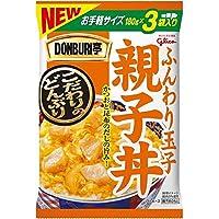 江崎グリコ DONBURI亭3食パック親子丼 <180g×3食×20個>