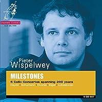 Milestones-Six Cello Concertos Spanning 200 Years