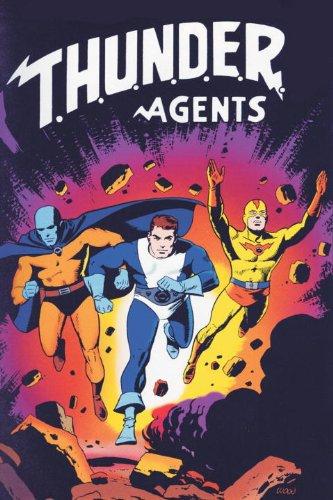T.H.U.N.D.E.R. Agents Chronicles Vol. 1