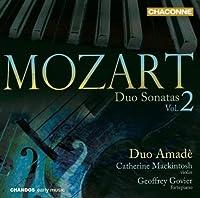 Duo Sonatas 2 by JOHANN NEPOMUK HUMMEL (2009-10-27)