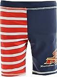 (ピコ)PIKO100-130cm男の子スイムパンツボーイズ水着【725011】130cmネイビー×レッド