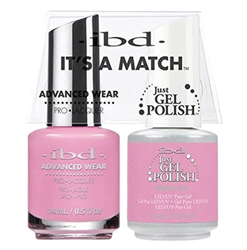 十代ハドル帝国ibd - It's A Match -Duo Pack- Macaroon - 14 mL / 0.5 oz Each