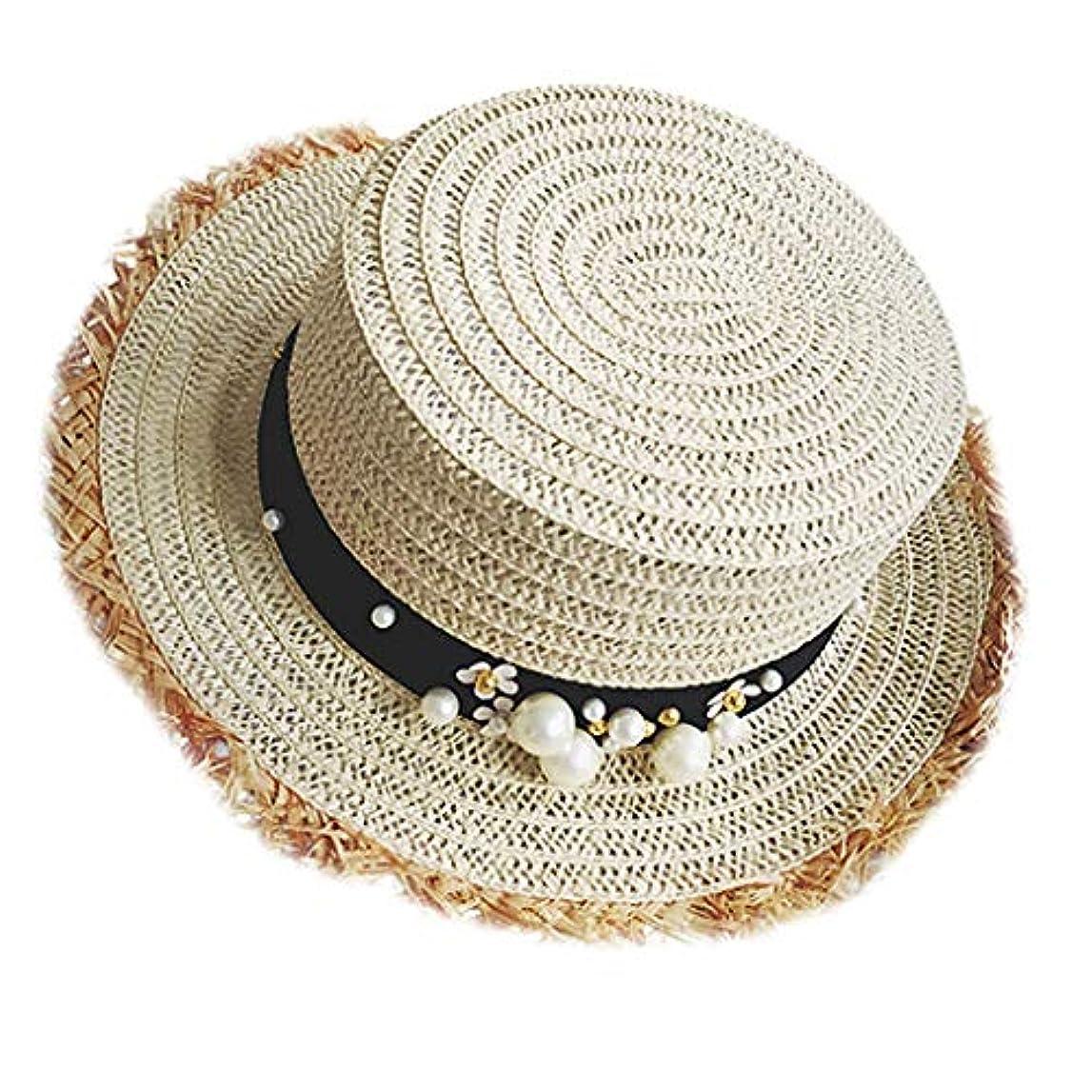 キルトサイレント引き受ける帽子 レディース UVカット 帽子 麦わら帽子 UV帽子 紫外線対策 通気性 漁師の帽子 ニット帽 マニュアル 真珠 太陽 キャップ 余暇 休暇 キャップ レディース ハンチング帽 大きいサイズ 発送 ROSE ROMAN