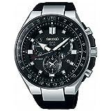 [アストロン]ASTRON 腕時計 ASTRON GPSソーラー電波 EXECTIVE SPORTS LINE チタンモデル ブラック文字盤 SBXB169 メンズ