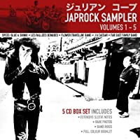 Vol. 1-5-Japrock Sampler
