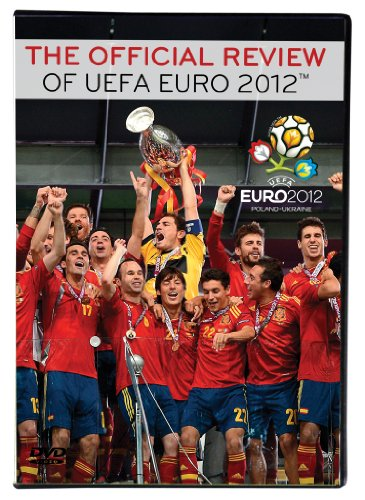 UEFA EURO 2012 The Official Review DVD