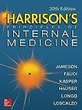 Harrison's Principles of Internal Medicine, Twentieth Edition (Vol.1 & Vol.2) (English Edition)