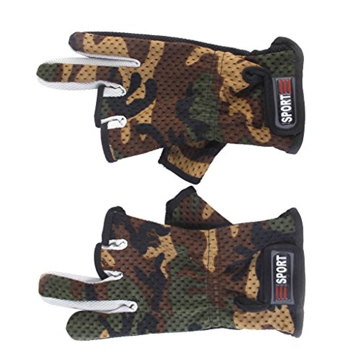 強度意味有限T TOOYFUL 釣り手袋 グローブ 防寒 マリングローブ 男女兼用 釣り手袋 滑り止め 保温 傷害防止 防風 1ペア