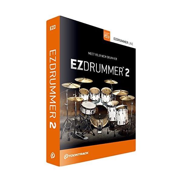 EZ DRUMMER 2の商品画像
