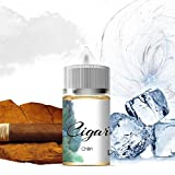 51ZiZ74uLRL. SL160 - 【レビュー】VAPE VILLAGE The Cigar(ベイプビレッジ ザ・シガー)全四種レビュー~国産タバコ系リキッドの四皇…赤髪はどれだろう(ΦдΦ)?編~