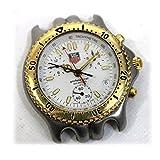 Best タグ・ホイヤーメンズ時計ブランド - [オメガ]OMEGA TAGHEUER タグホイヤー セルシリーズ クロノグラフ プロフェッショナル200M メンズ腕時計 SS×GP Review