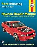ヘインズ刊「Ford Mustang (2005-14)」修理・整備マニュアル