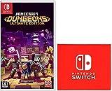 Minecraft Dungeons Ultimate Edition(マインクラフトダンジョンズ アルティメットエディション) -Switch (【Amazon.co.jp限定】Nintendo Switch ロゴデザイン マイクロファイバークロス 同梱)