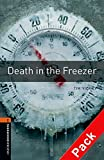Death in the Freezer (Oxford Bookworms Library)CD Pack