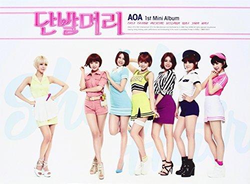 1stミニアルバム(韓国盤)