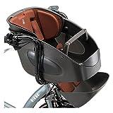 ブリヂストン(BRIDGESTONE) bikke POLAR用 フロントチャイルドシートクッション FBP-K BR ブラウン
