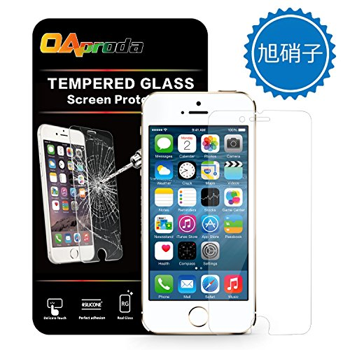 OAproda iPhone6/6s/7対応専用設計 保護フィルム 強化ガラス 3D Touch対応 硬度9H 気泡防止 0.3MM 日本製素材旭硝子製 AGC 気泡ゼロ 貼り付け簡単 4.7インチ
