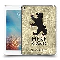オフィシャルHBO Game of Thrones Mormont ダーク・ディストレス iPad Pro 9.7 (2016) 専用ハードバックケース