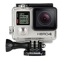 GoPro HERO4 - SILVER EDITION - ADVENTURE (English - German Language) [並行輸入品]
