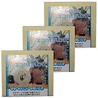 ビッグ・バイオ エコ・バイオリング 納豆菌ブロック 白 3箱セット