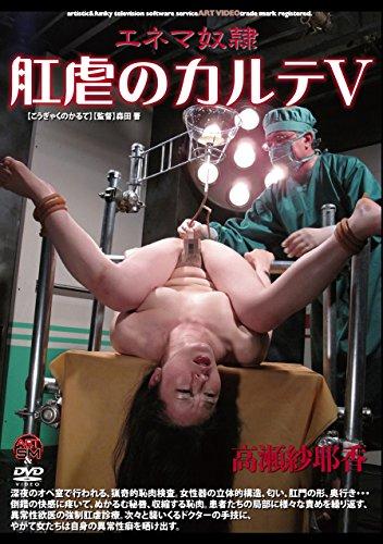 肛虐のカルテV 高瀬紗耶香【激安アウトレット】 アートビデオSM/妄想族 [DVD]