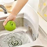 レモンホームlemon home クリアガード 水はね防止スクリーン 吸盤式 透明 28*25 … (1枚)
