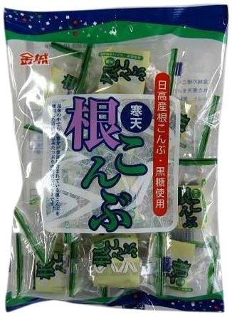 金城製菓 155g 寒天根こんぶ 155g×10袋 -