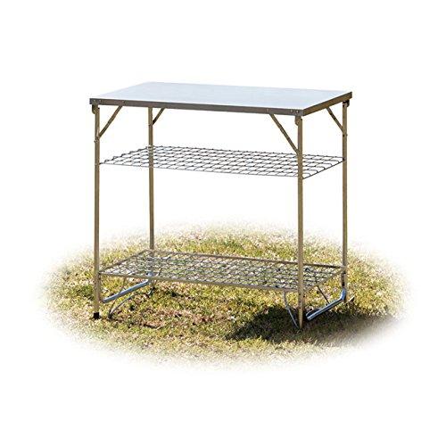 テンマクデザイン ワークテーブル・HI