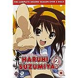 涼宮ハルヒの憂鬱 2期 コンプリート DVD-BOX (全14話, 331分) アニメ