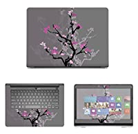 Decalrus - Protective Decal Skin skins Sticker for Dell Inspiron i5447 (14 Screen) case cover wrap DEinspironi5447-174