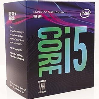 Intel CPU Core i5-8600 3.1GHz 9Mキャッシュ 6コア/6スレッド LGA1151 BX80684I58600【BOX】