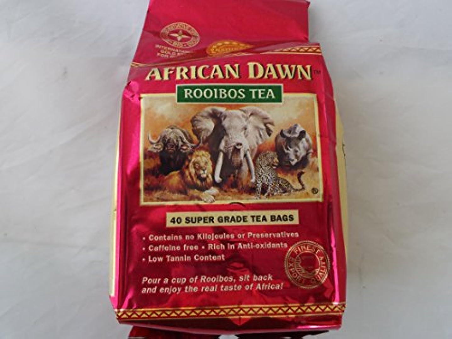 廊下管理者擬人化フレーバーライフ Flavor Life ルイボスティー アフリカンドーン ナチュラル 1袋40包入り 01201