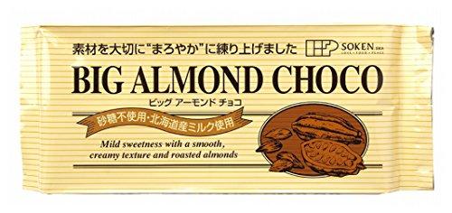創健社 ビックアーモンドチョコレート 400g