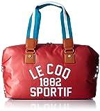 [ルコックスポルティフゴルフ] Le coc sportif Golf ボストンバッグ QQL2201 R461 ((R461)ポピーレッド)
