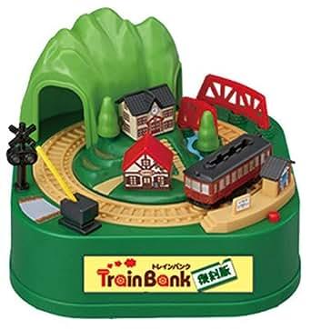TRAIN BANK トレイン バンク 2番線 電車