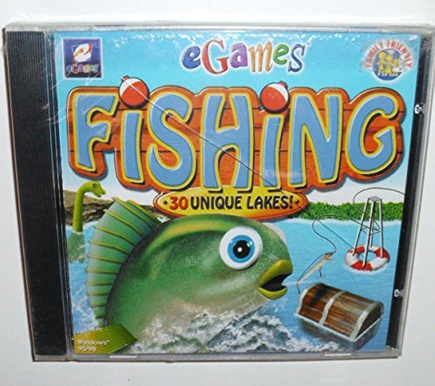 クローゼット縁農業のeGames Fishing (輸入版)