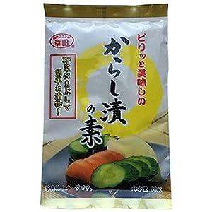 幸田 おいしいからし漬けの素 90g×50個